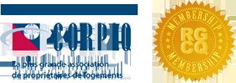 Logo Corpic - Gestion immobilière Falco