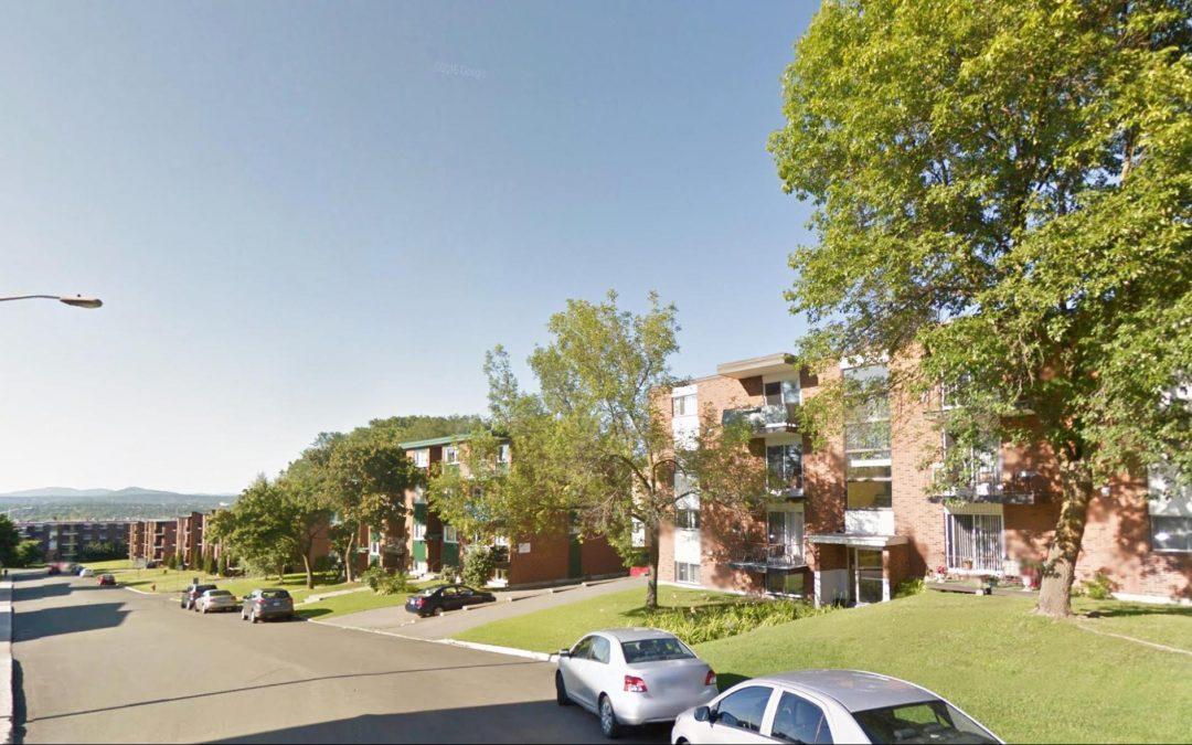 3 ½, 795 rue Rougemont sur le Plateau