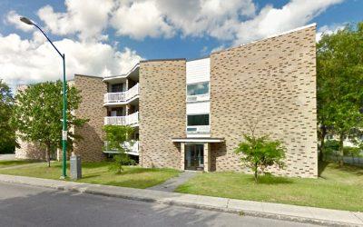 5 ½, 863 rue Monseigneur-Grandin, Plateau.
