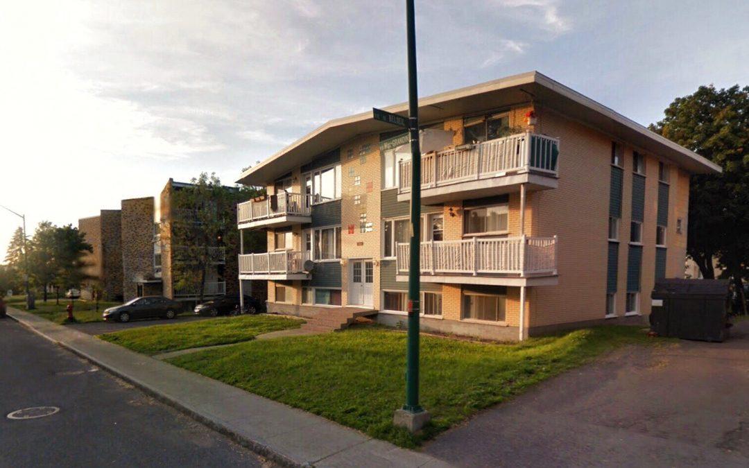 5 ½, 873 rue Monseigneur-Grandin sur le Plateau.