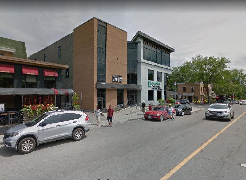 Local et bureau commercial à louer – Rue Maguire